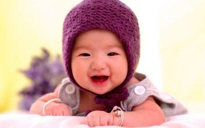 Desenvolvimento da Linguagem nos Bebés
